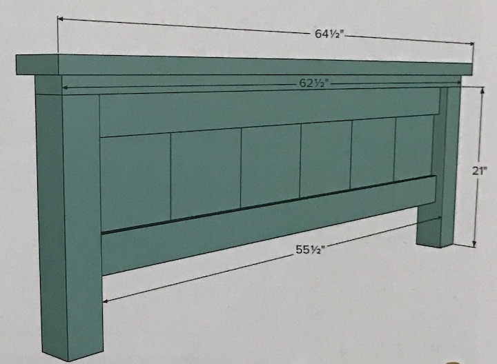 instructions for footboard