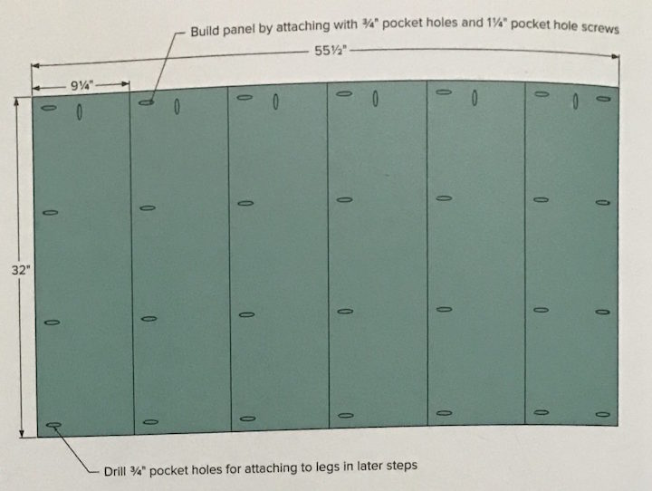 instructions for headboard